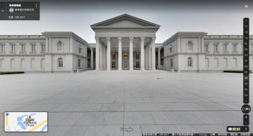 奇美博物館虛擬博物館